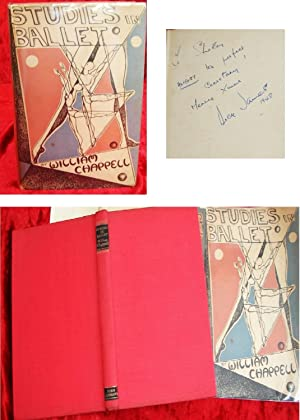 STUDIES IN BALLET [HAND-SIGNED by DICK JAMES 'BEATLES MANAGER in the 1960's]