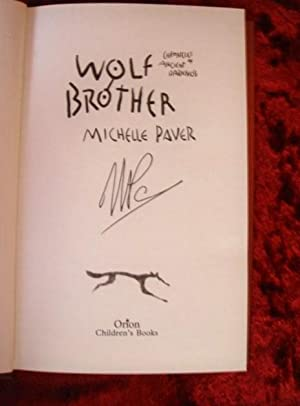 Wolf Brother [BOOK] PLUS: [Limited Edition, - Ottaker's Promotional Sampler]