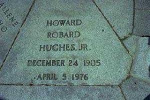 Howard Hughes - Handwritten Will & Testament: Howard Hughes - [hand-signed]