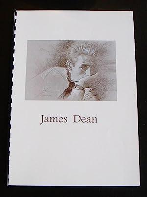 JAMES DEAN AUTOPSY & ACCIDENT Report: James Dean - [hand-signed]