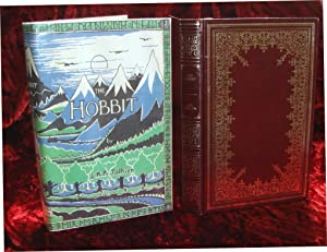 The Hobbit or There And Back Again & Copy of Tolkien's Last Will & testament