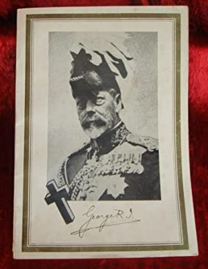 MINNESALBUM: KING GEORGE V