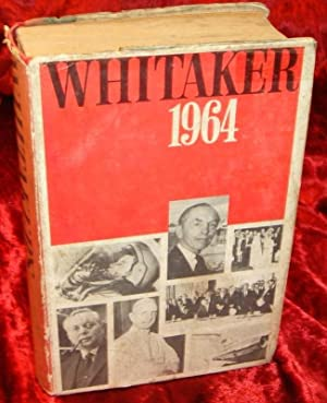 Whitaker's Almanack: Joseph Whitaker