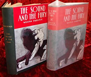 the influences of william faulkner in writing the sound and the fury
