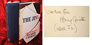 THE JINX - a novel in letters - HAND-SIGNED