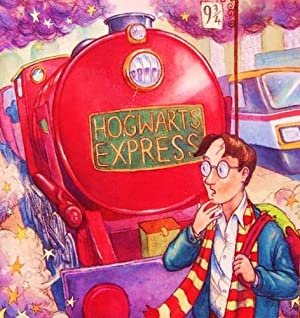 Harry Potter and the Philosopher's Stone: JK Rowling