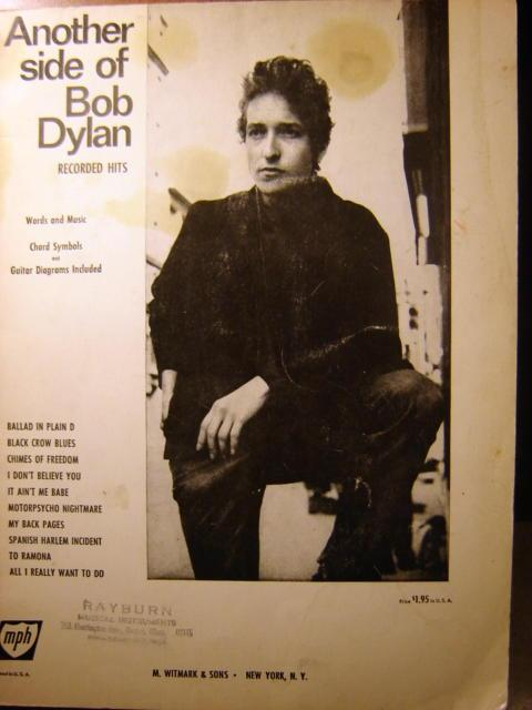 Another Side of Bob Dylan Recorded Hits