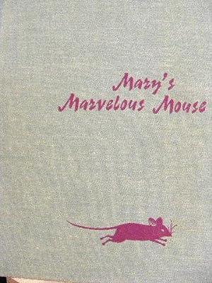 Mary's Marvelous Mouse *SIGNED*: Mary Francis Shura