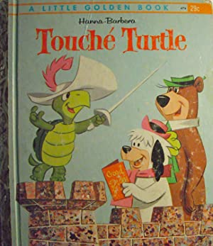 Touche Turtle (#474 Little Golden Book): Memling; Carl; (illustrator)