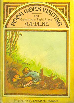 Pooh Goes Visiting and Gets into a: Milne, A.A.; (illustrator)
