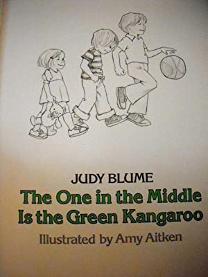 The One in the Middle is the: Blume, Judy; (illustrator)