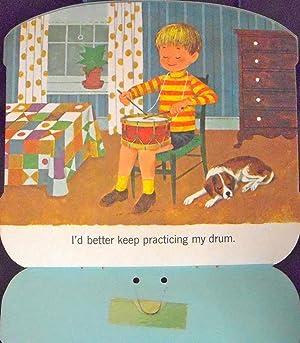 My Drum Book (Little Golden Carry-Me Book): Kaufman, Joe