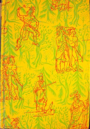 The Last of the Mohicans - A Narrative of 1757: Cooper, James Fenimore; (illustrator) Daugherty, ...