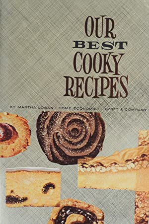 Our Best Cooky Recipes: Logan, Martha