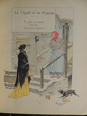 Fables de La Fontaine: Tarsot, L.; (illustrator) Morin, Henry