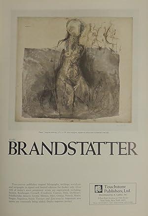 Art International Volume XIV/9 November 20, 1970: Fitzsimmons, James (publisher & editor)
