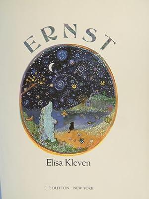 Ernst *SIGNED*: Kleven, Elisa