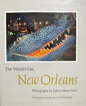Worlds Fair, New Orleans: Pailet, Joshua Mann