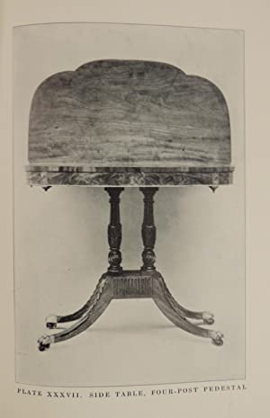 Furniture Masterpieces of Duncan Phyfe: Charles Over Cornelius