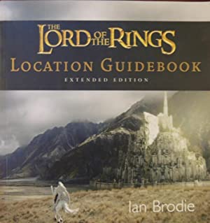 The Lord of the Rings Location Guidebook: Brodie, Ian