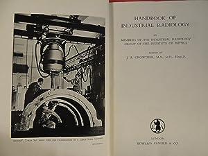 Handbook of Industrial Radiology: Members of the
