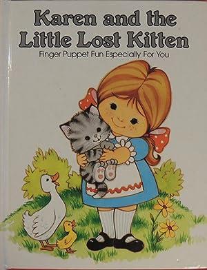 Karen and the Little Lost Kitten: Finger: Peter S. Seymour;