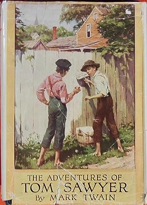 The Adventures of Tom Sawyer: Mark Twain; (illustrator)