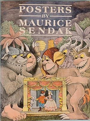 Posters By Maurice Sendak: Maurice Sendak