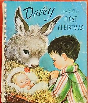 Davey and the First Christmas: Beth Vardon; (illustrator)