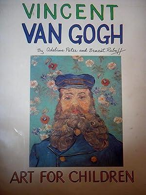Vincent Van Gogh: Peter, Adeline;Raboff, Ernest