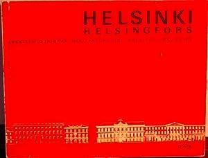 Helsinki Architectural Guide 1976 Finnish/Danish/English: Finnish Architecture Museum