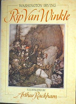 Rip Van Winkle: Irving, Washington; Rackham,