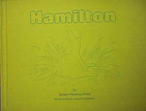 Hamilton: Peck, Robert Newton; Lydecker, Laura