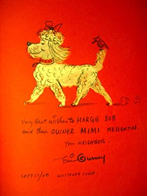 Gilbert *Signed w/ original Illustration*: Gurney, Eric