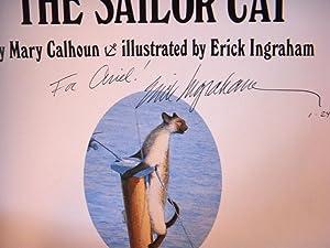 Henry the Sailor Cat: Calhoun, Mary