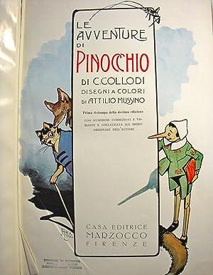Le Avventure di Pinocchio: Collodi, C.