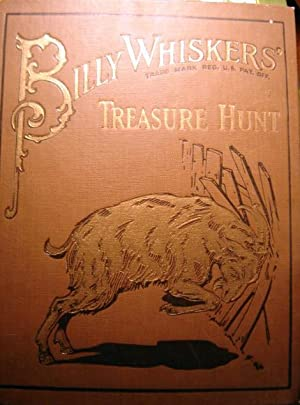Billy whiskers' Treasure Hunt: Frances Brundage (illustrator)
