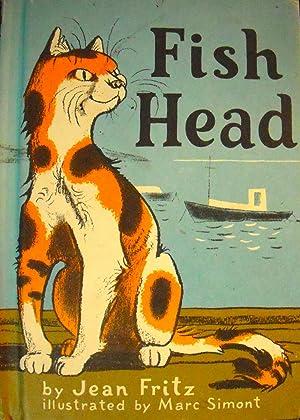 Fish Head: Fritz, Jean; (illustrator)