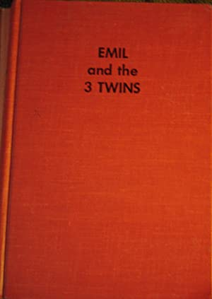 Emil and the 3 Twins *REVIEW COPY*: Kastner, Erich