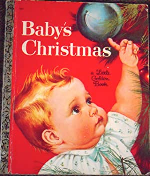 Baby's Christmas (#368 Little Golden Book): Wilkin, Esther; (illustrator)