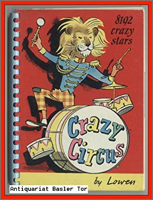 8192 Crazy Circus Stars in one book.: Lowen, Lucien: