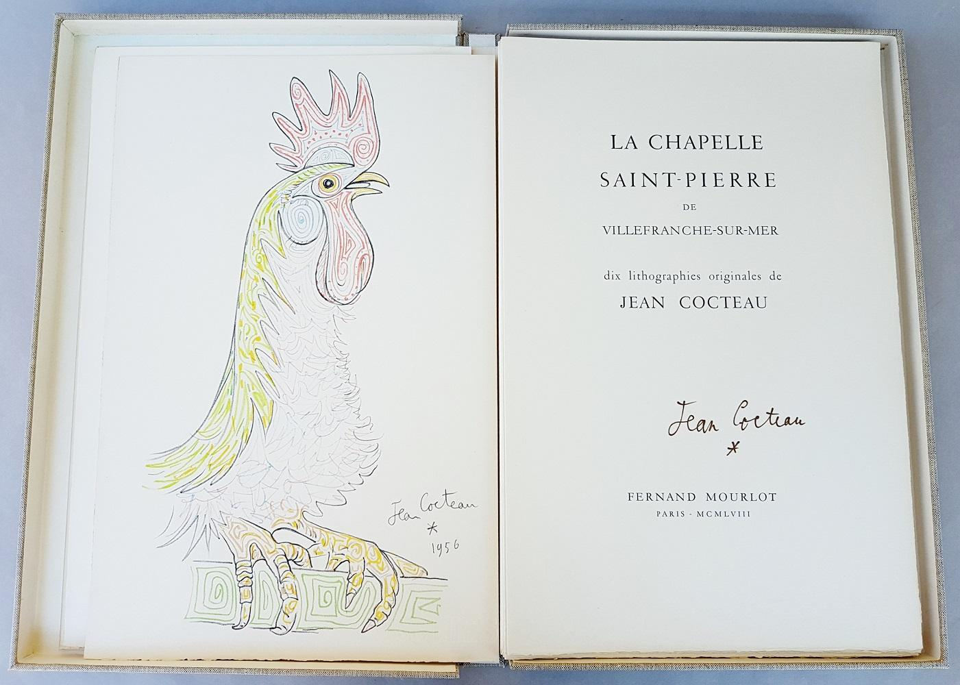 La_Chapelle_SaintPierre_de_VillefrancheSurMer_Cocteau_Jean_Très_bon