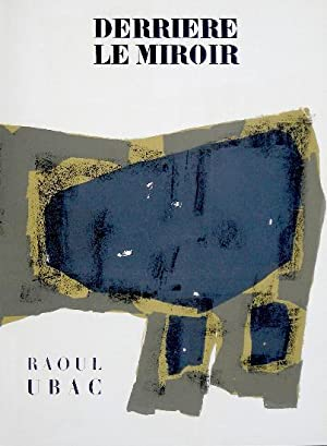 Derri re le miroir n 74 75 76 raoul ubac par ubac for Maeght derriere le miroir