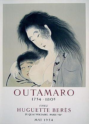 Yama-Uba et Kintaro: OUTAMARO