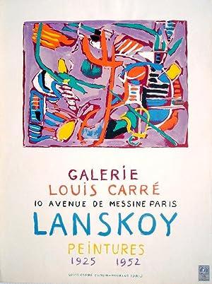 Composition: LANSKOY andré