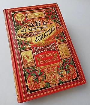 Les Naufragés Du Jonathan: Jules Verne