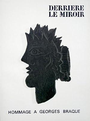 Derrière Le Miroir N° 144-145-146 Hommage à: BRAQUE - PICASSO