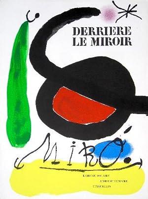 Oiseau solaire by miro abebooks for Derriere le miroir miro
