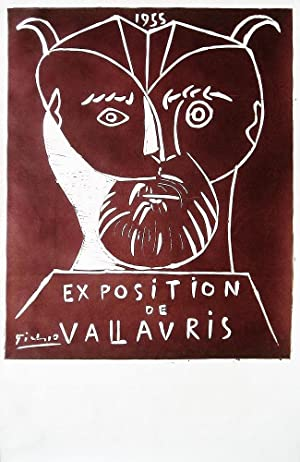 Exposition Vallauris 1955