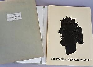 Derrière le Miroir N° 144 - 145: BRAQUE GEORGES